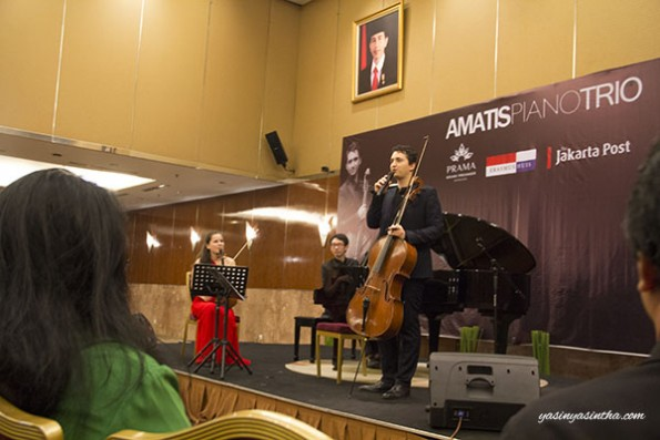 Amatis Piano Trio
