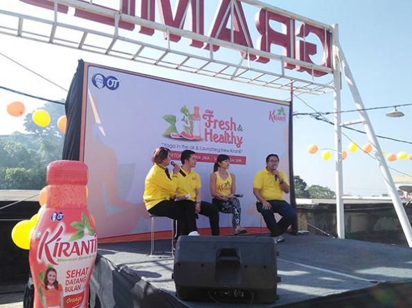 Talkshow Bersama Kiranti