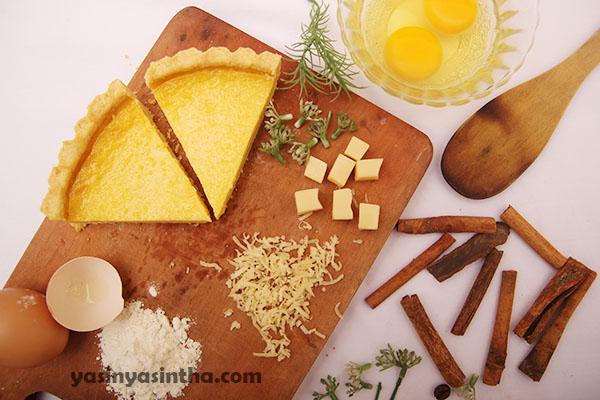Flat Lay Food Photography
