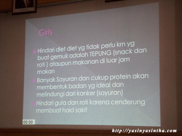 seminar ibu bijak bersama blogger bandung