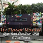 ur flavor market, blogger review