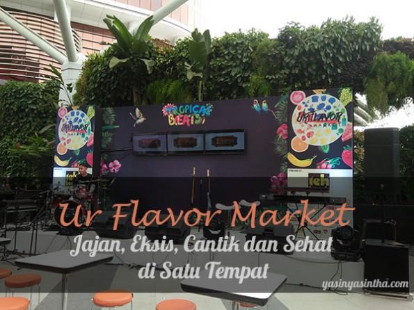 ur flavor market, blogger review