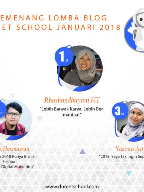 blogger, blogger bandung, pemenang lomba blog