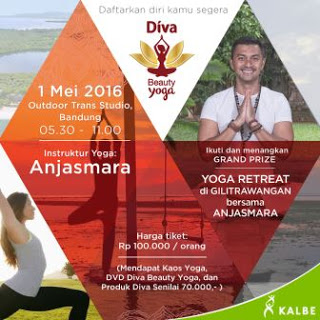 Diva beauty Yoga, liputan blogger