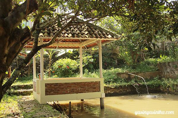 outdoor, saung rumah