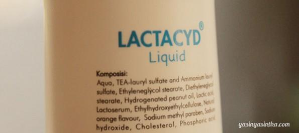 Komposisi Lactacyd Baby