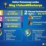 blogger, international blogger, profesional blogger, winner