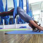 studio aerial yoga di bandung
