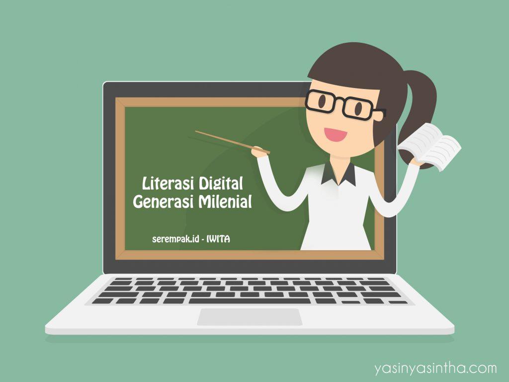 blogger, literasi, blogger bandung