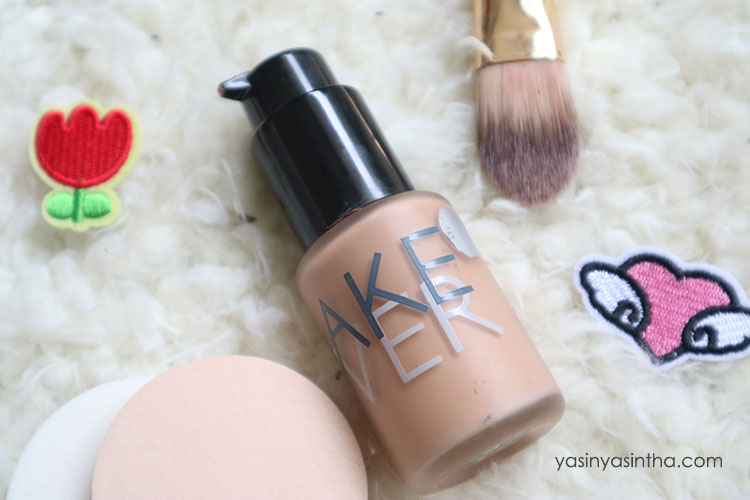 review foundation make over, review foundation, make over foundation, blogger review, blogger bandung