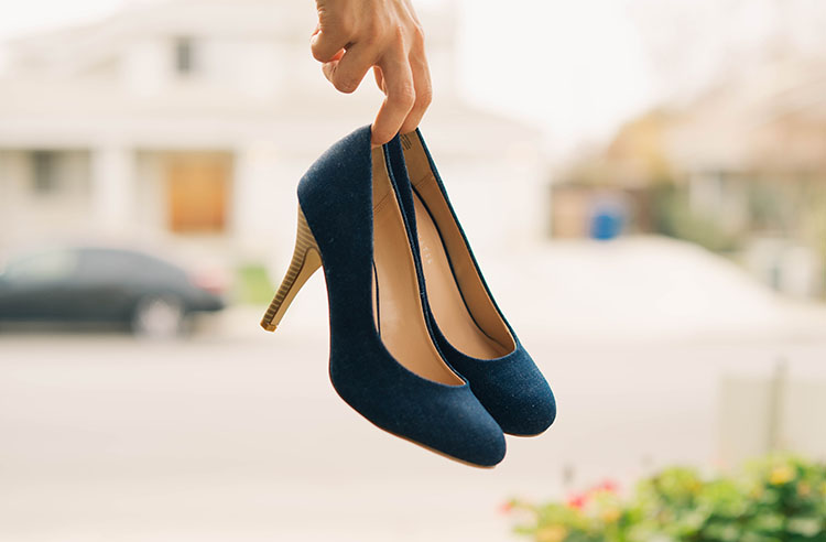 sepatu, lamudi, blogger bandung