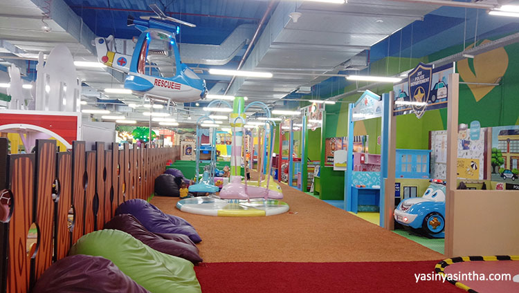 kids playground, traveloka experience, traveloka kids playground