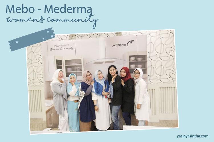 Bareng Mebo-Mederma Womens Community
