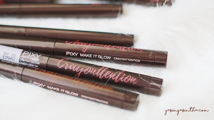 crayonttention - Pixy Make It Glow