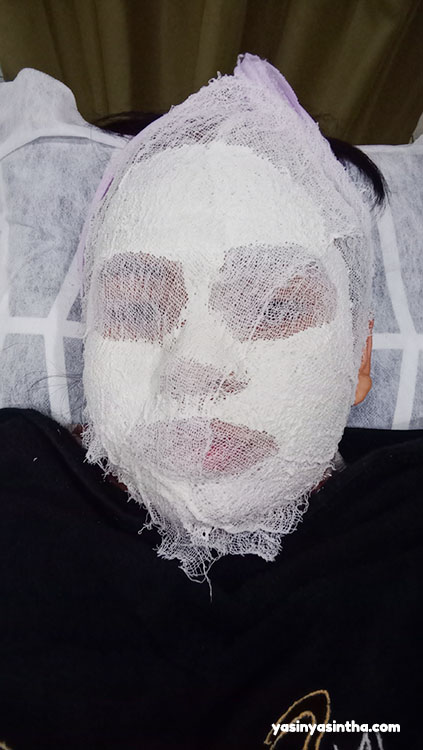 masker mumi in perfection, review klinik in perfection
