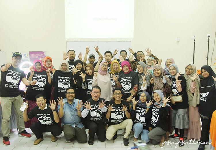 workshop foto produk