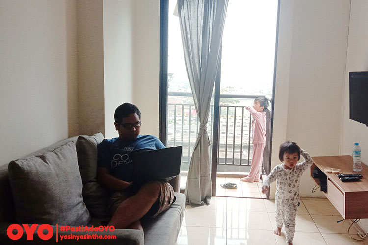 daddy time - oyo review