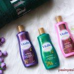 vitalis body wash - yasinta astuti