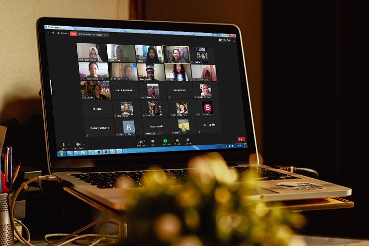 papua online gathering blogger