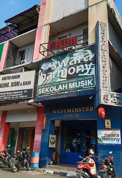 swara harmony music school