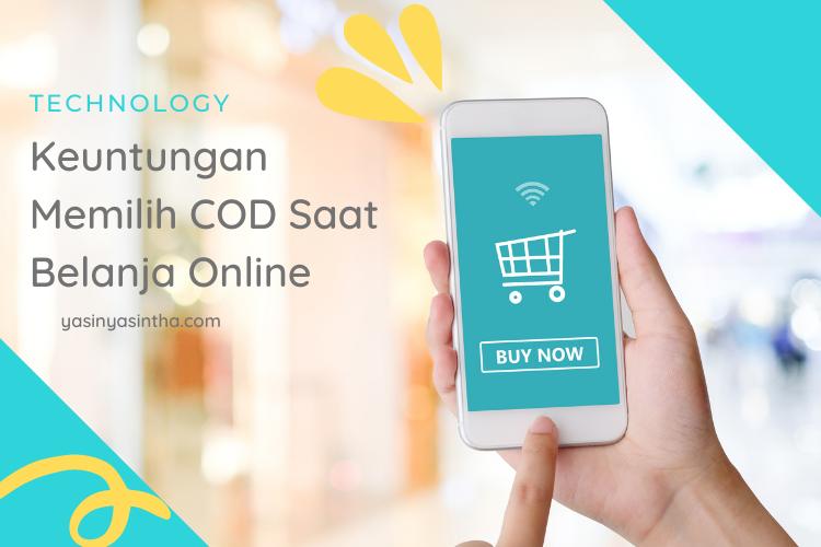metode pembayaran cod banyak dipilih karena menguntungkan bagi pembeli