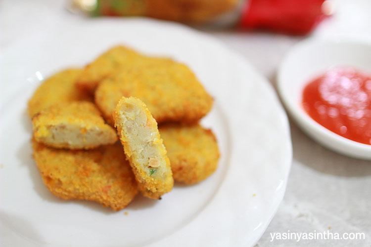 nugget ayam sayur dari sunnygold