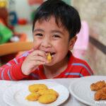 review nugget sunnygold untuk anak-anak untuk sarapan