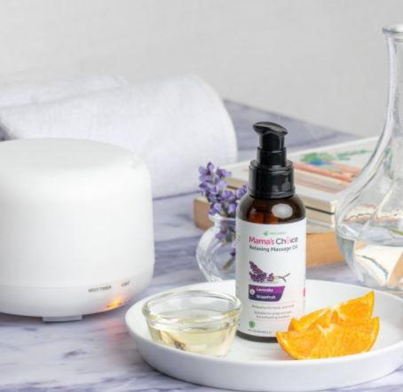 relaxing massage oil untuk pijat payudara