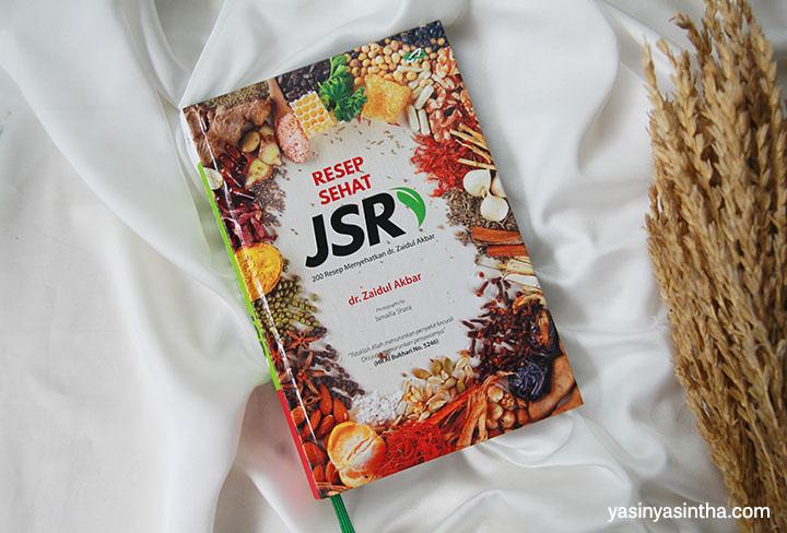 buku resep JSR adalah buku resep kumpulan JSR yang ditulis oleh dr. Zaidul Akbar