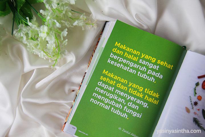 review buku resep sehat JSR oleh blogger bandung oleh Yasinta