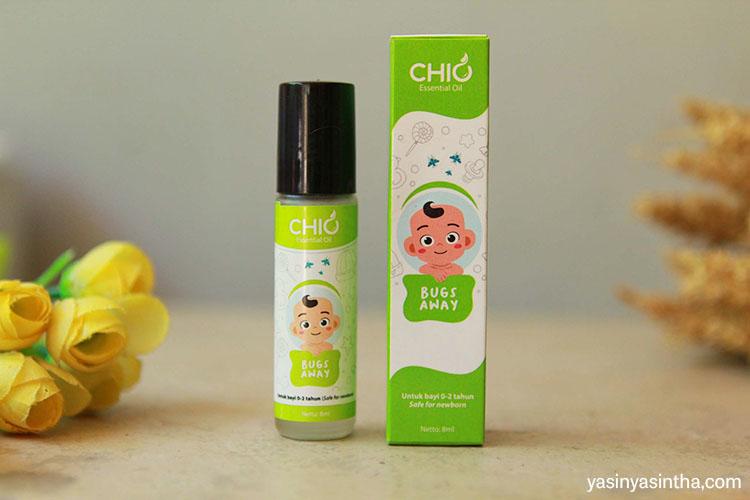 menggunakan essential oil anti serangga dan nyamuk