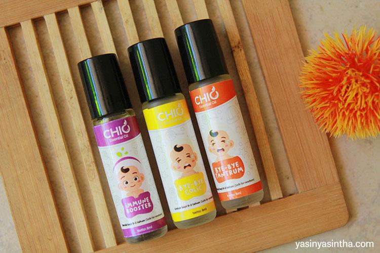 manfaat essential oil untuk bayi dan anak