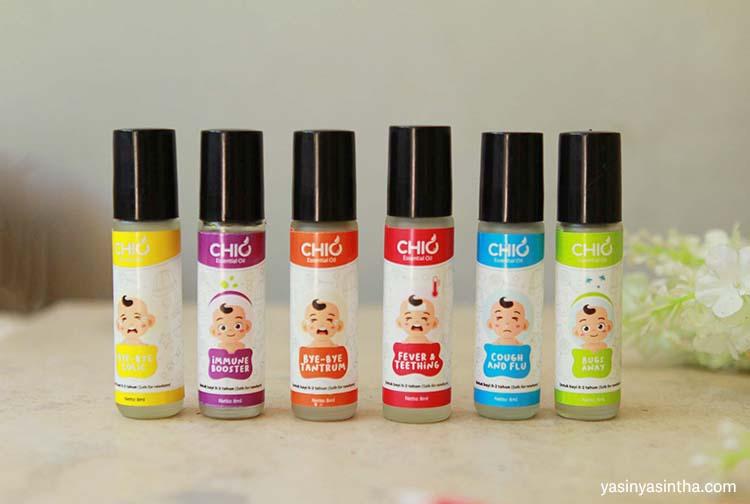 essential oil roll untuk bayi dan anak-anak