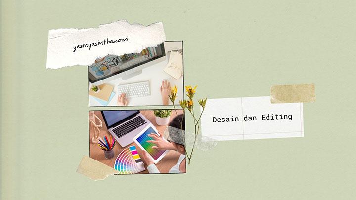 desain untuk blogger yang dibutuhkan untuk mendukung blognya