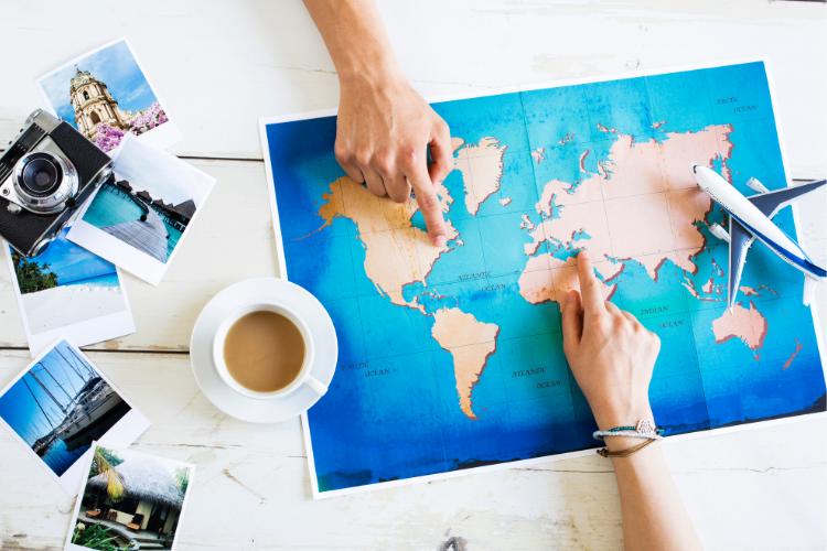untuk kepentingan liburan, mencari hotel dan pesawat dengan traveloka