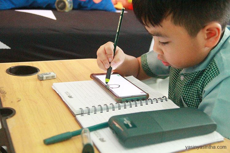 dampak positif pendidikan jarak jauh, anak menjadi lebih melek internet