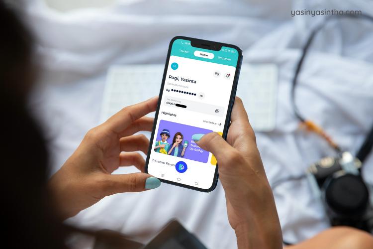 aplikasi blu by BCA Digital menciptakan ekosistem digital blu yang memudahkan transaksi
