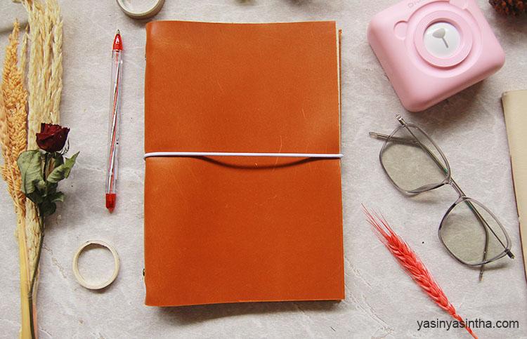 tips memilih buku journal untuk sehari-hari