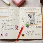 menulis di buku journal membantu kita lebih bahagia