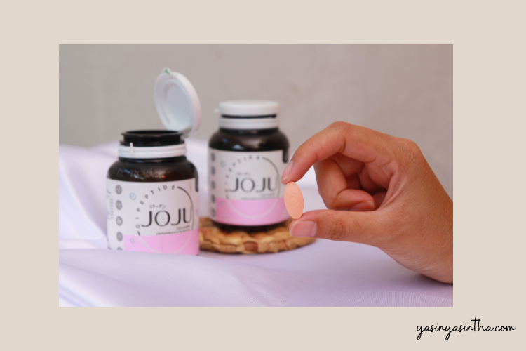 tekstur dan aroma joju collagen dipeptide