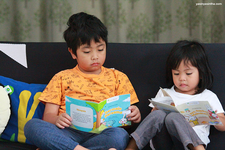 buku cerita ringan untuk anak dari mamas choice